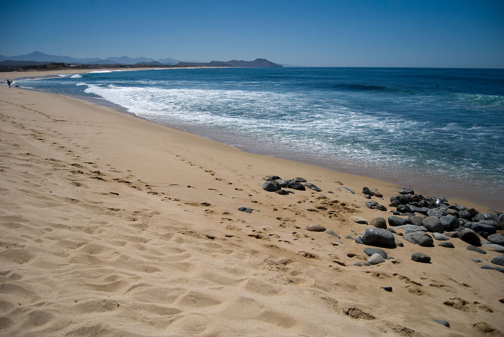 punta lobos todos santos beach