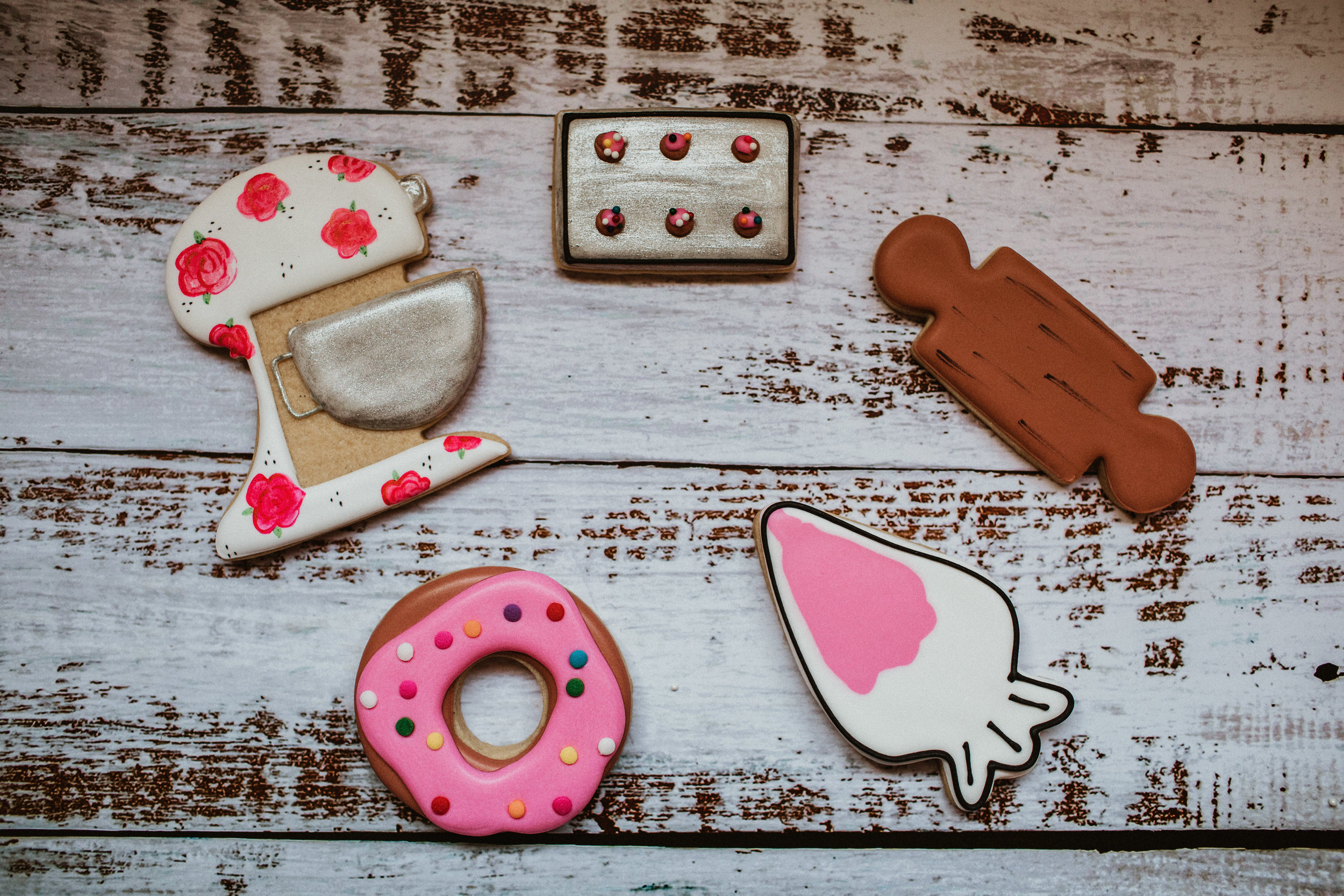 Baker Babe Cookie Co. uses all recyclable, degradable, and eco friendly packaging. -