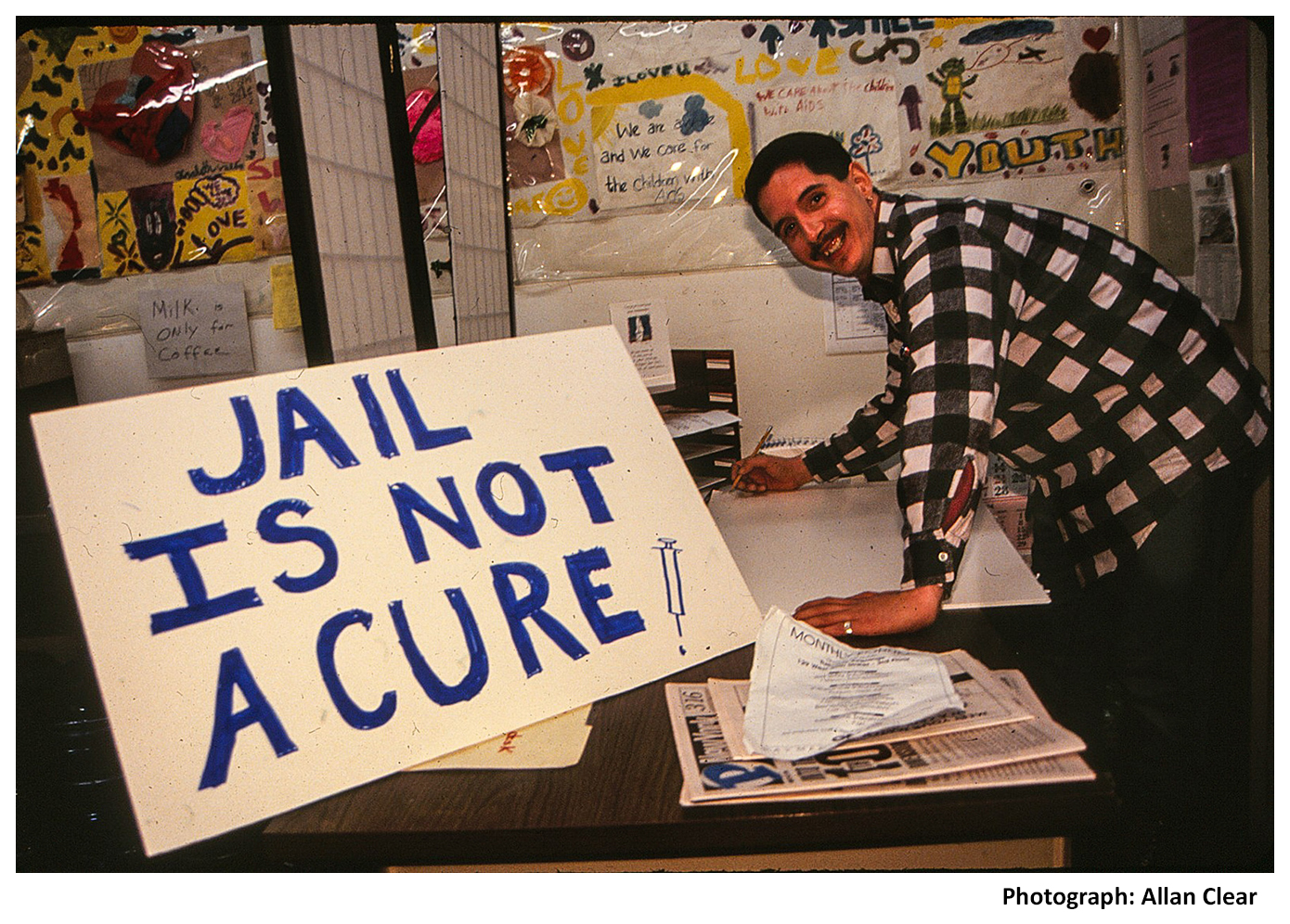 Allan Clear - Harm Reduction Jail is not a cure.JPG