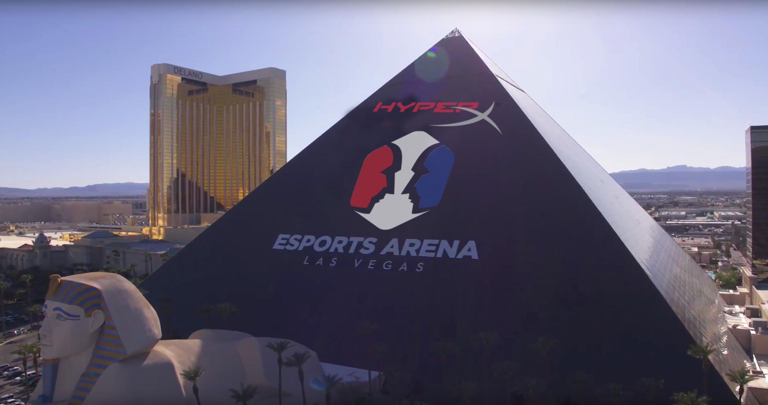 via HyperX Esports Arena Las Vegas