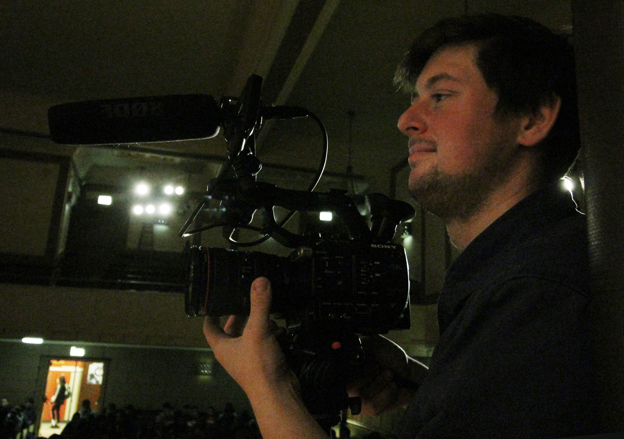 Justin Jones   Co-Producer/Director/Cinematographer/Editor