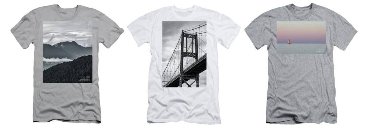 Apparel - Men's, Women's, Kids and Toddler T-shirts;Men's and Women's Tank tops; Long Sleeve T-shirts;Sweatshirts; Baby Onesies