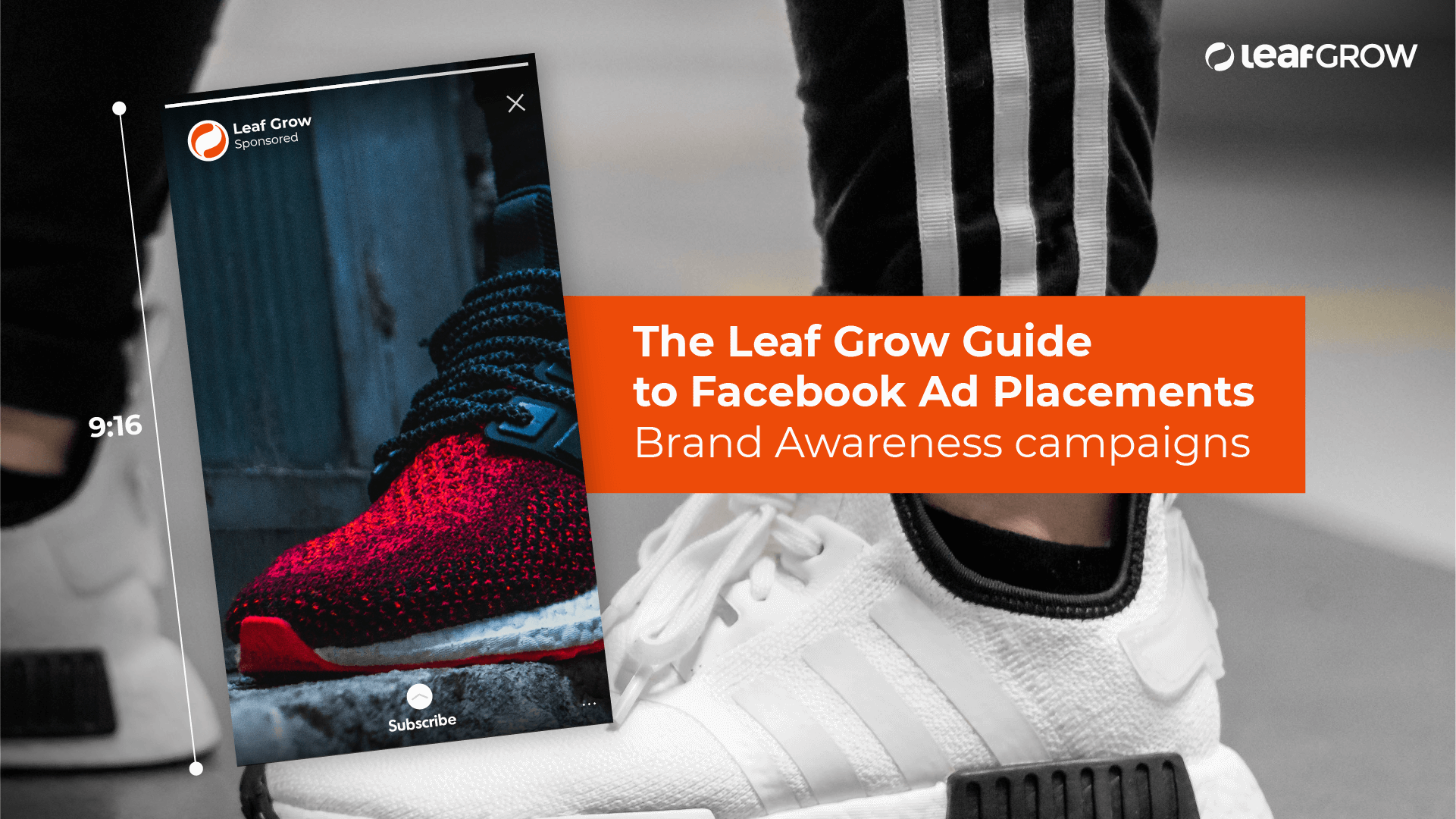 The Leaf Grow Guide to Facebook Ad Placements: Brand Awareness campaigns -