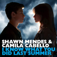 """Cover art for """"I Know What You Did Last Summer"""""""