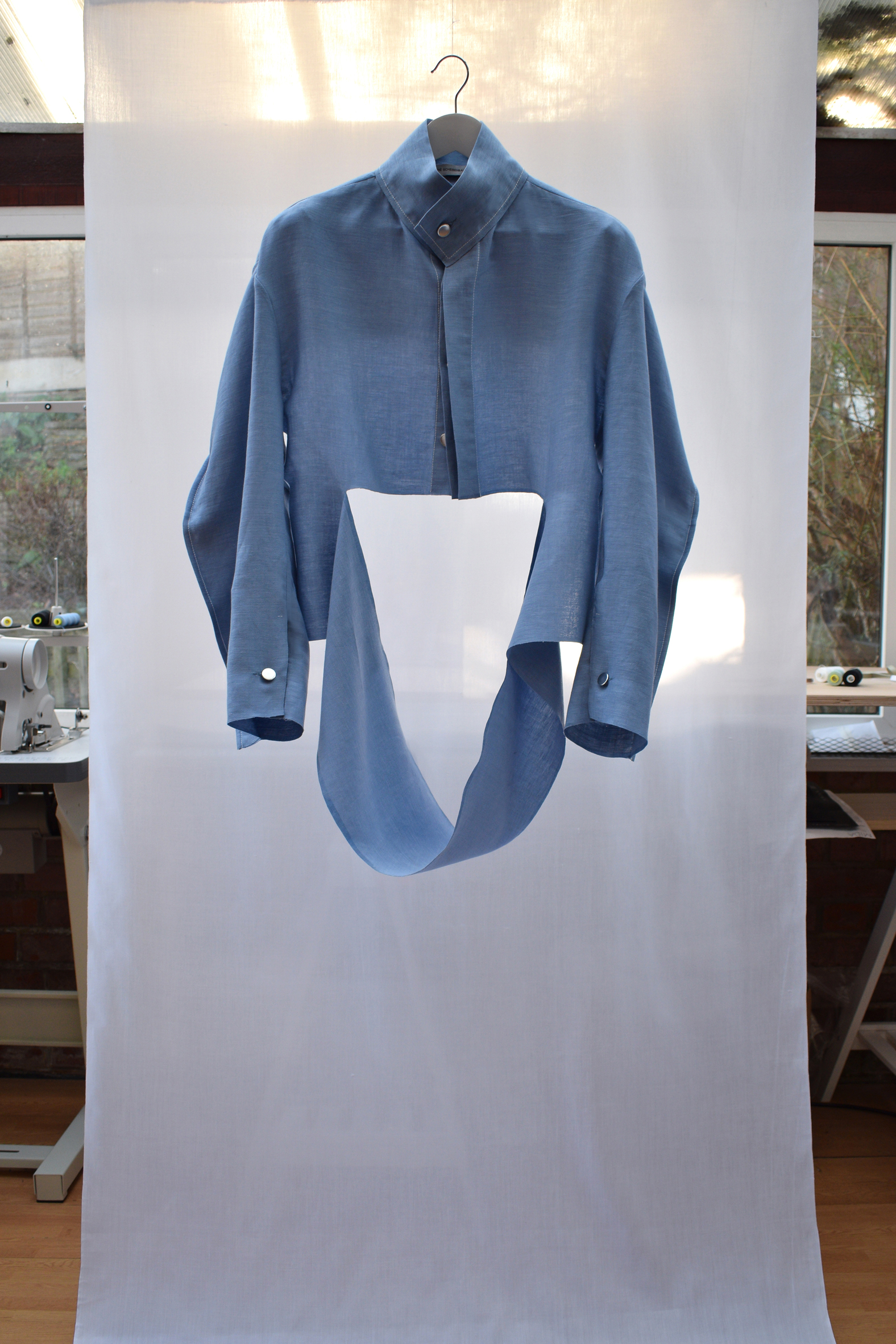 Skyblue Möbius Jacket