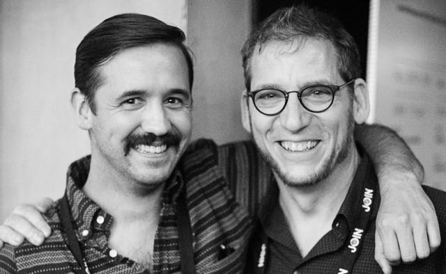 Looker co-founders Ben Porterfield and Lloyd Tabb