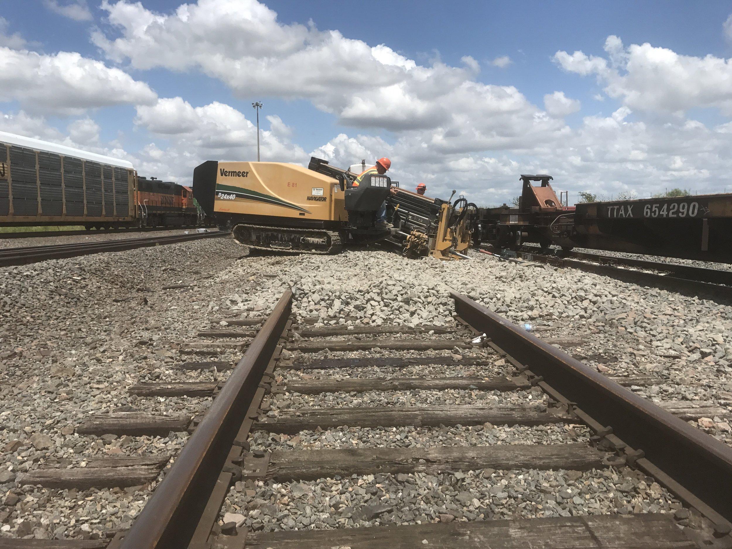 Haslet Texas BNSF Intermodal Facility.png