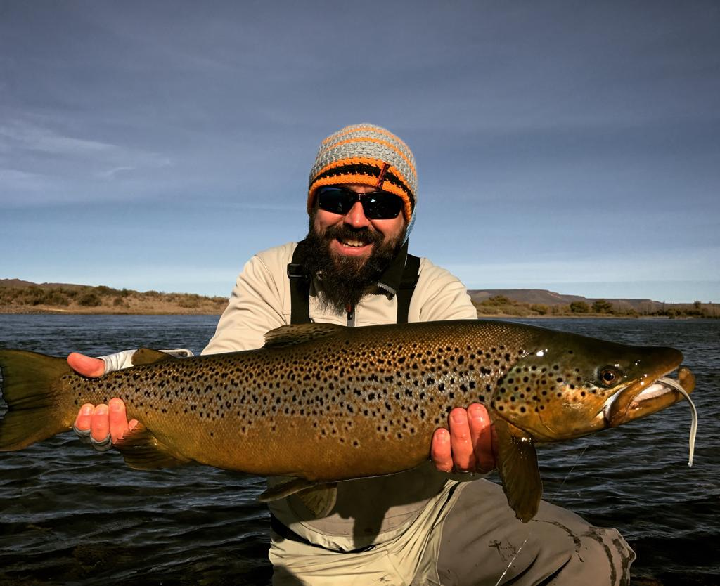 Hosted Trips - Learn the in's and out's of fly fishing with a pro.