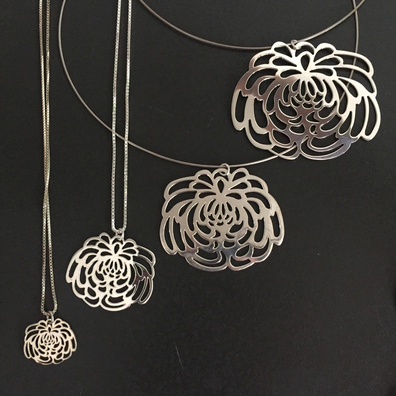silver chrysanthemum necklace sizes.JPG
