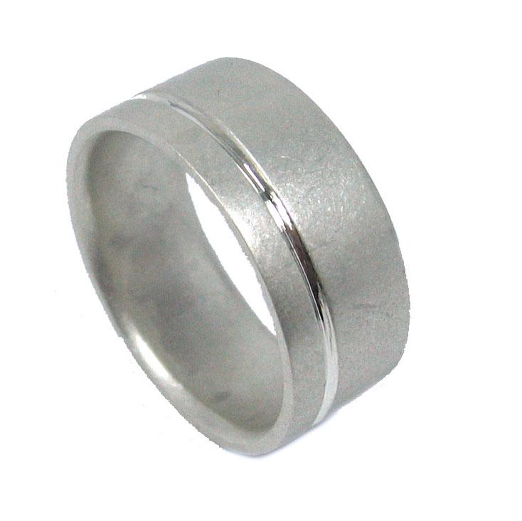 matt groove silver ring.jpg