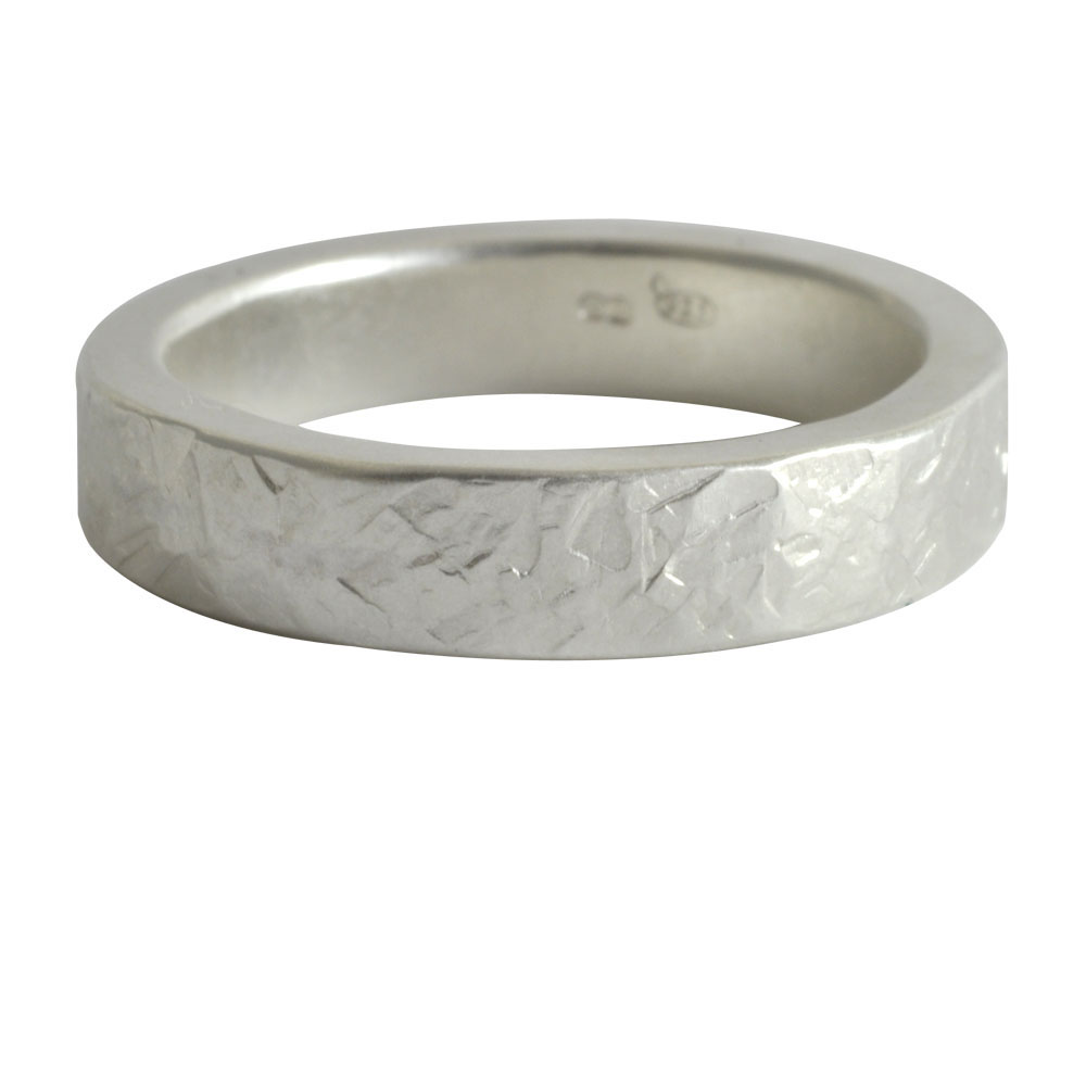 square textures chunky silver ring.jpg