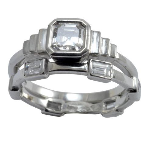 art deco style diamond platinum wedding set.jpeg