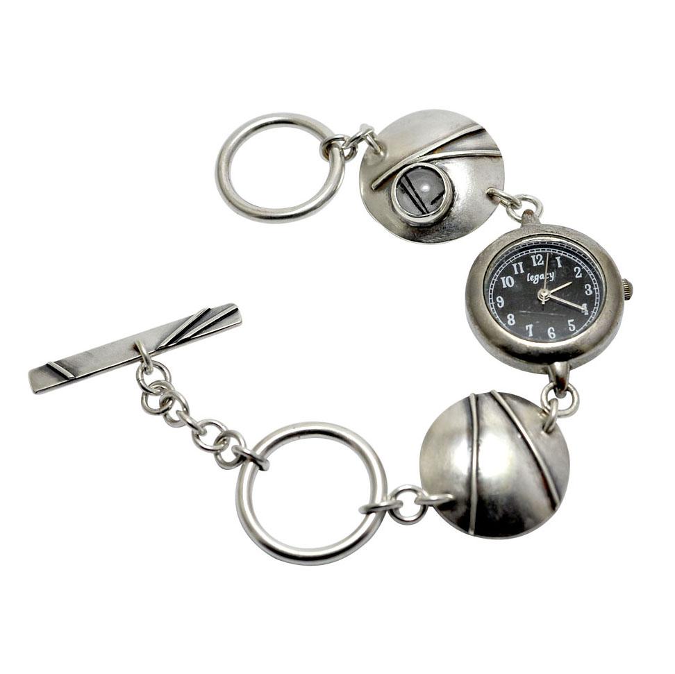 Rutile quartz silver watch.jpg