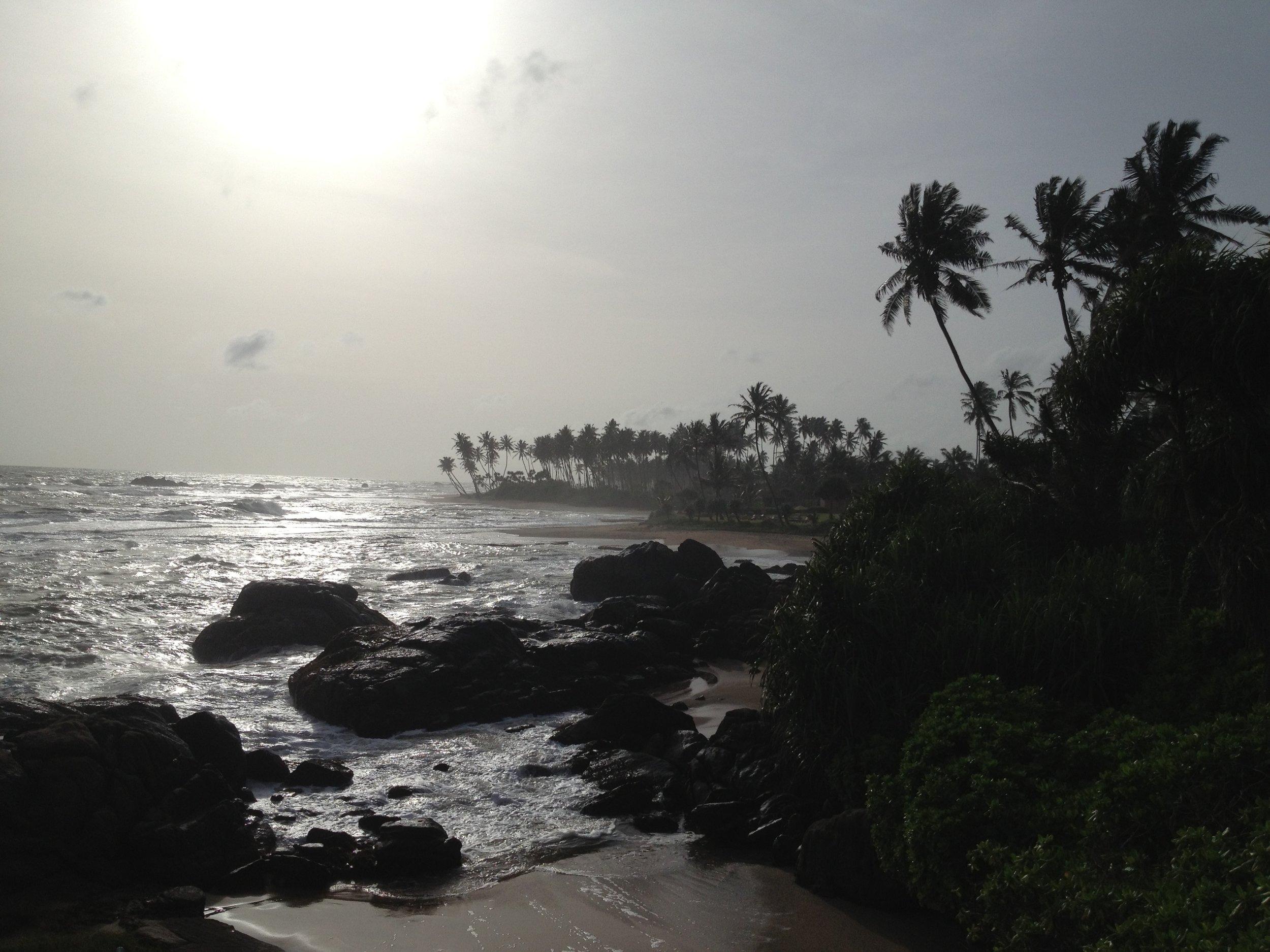Sri Lankan beach.JPG
