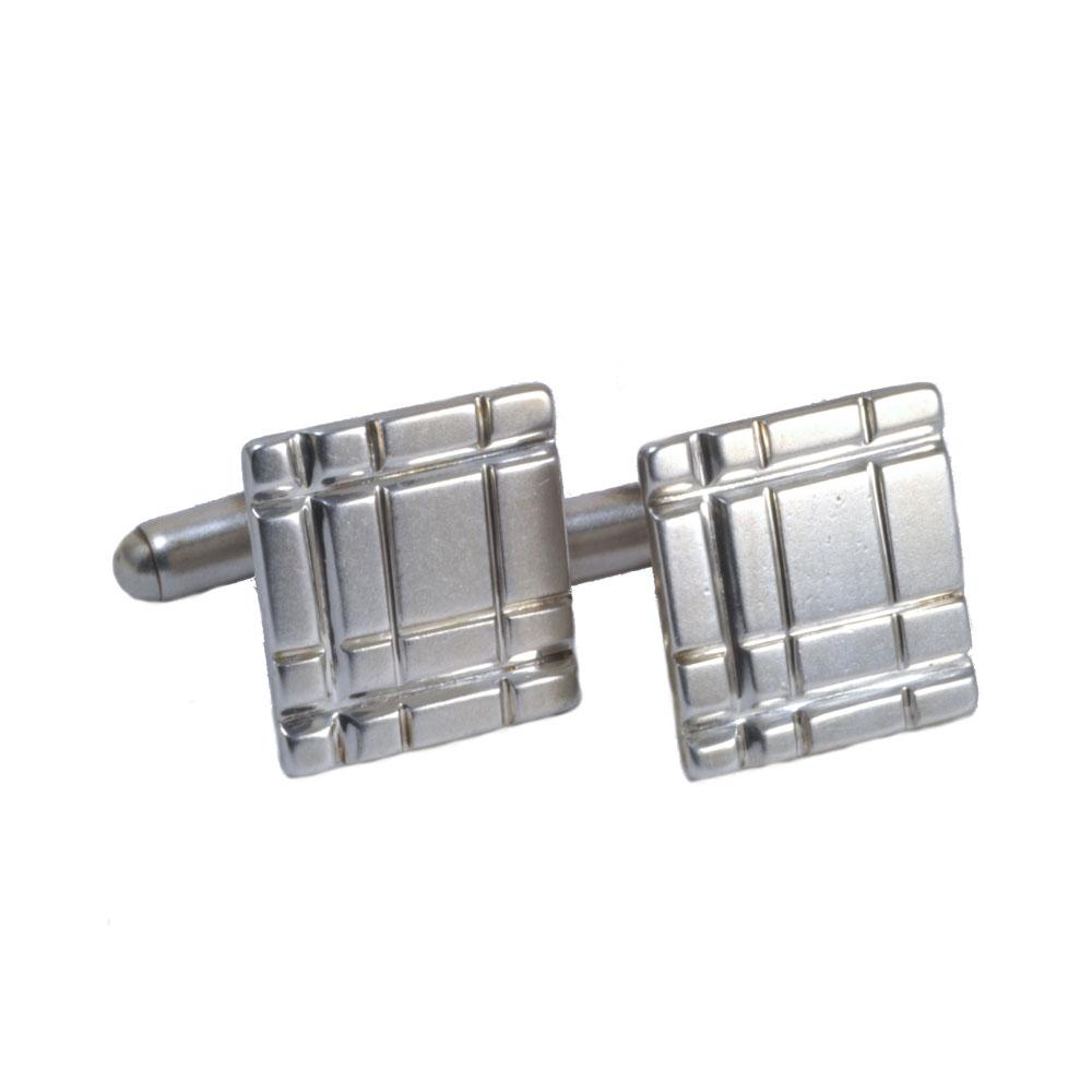 tartan cufflinks silver.jpg