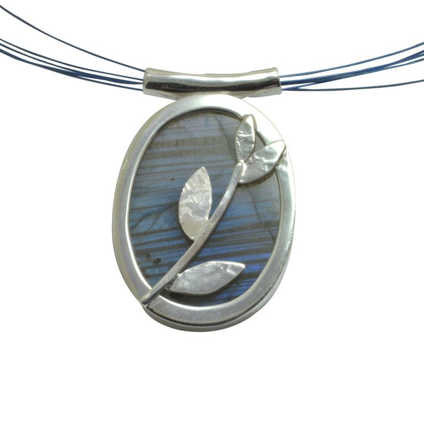 labradorite silver reversable pendant.jpg