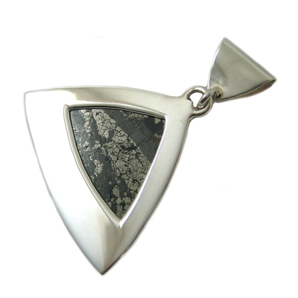 triangle pyrite silver pendant.jpg