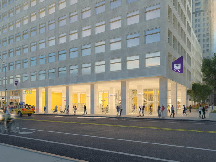 "Building 3 - NYU 370 Jay Street• Select ""tech safari"" workshops of NYU Interactive Telecommunications Program, NYU Integrated Digital Media, and NYU Tandon Future Labs"