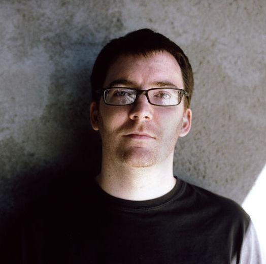 R. Luke DuBois, Co-Director & Associate Professor, NYU Tandon School of Engineering Integrated Digital Media (IDM)