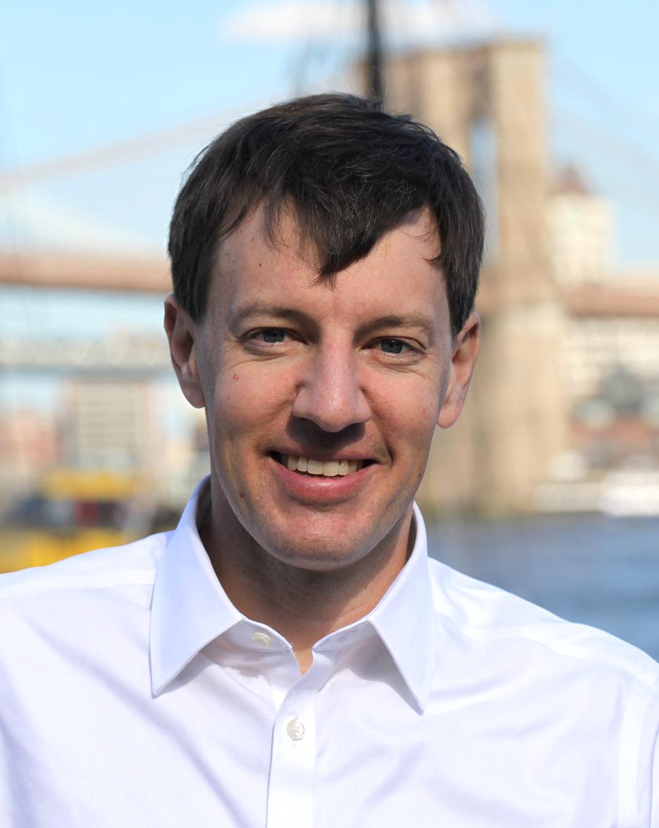 James Patchett, President, New York City Economic Development Corporation (NYCEDC)