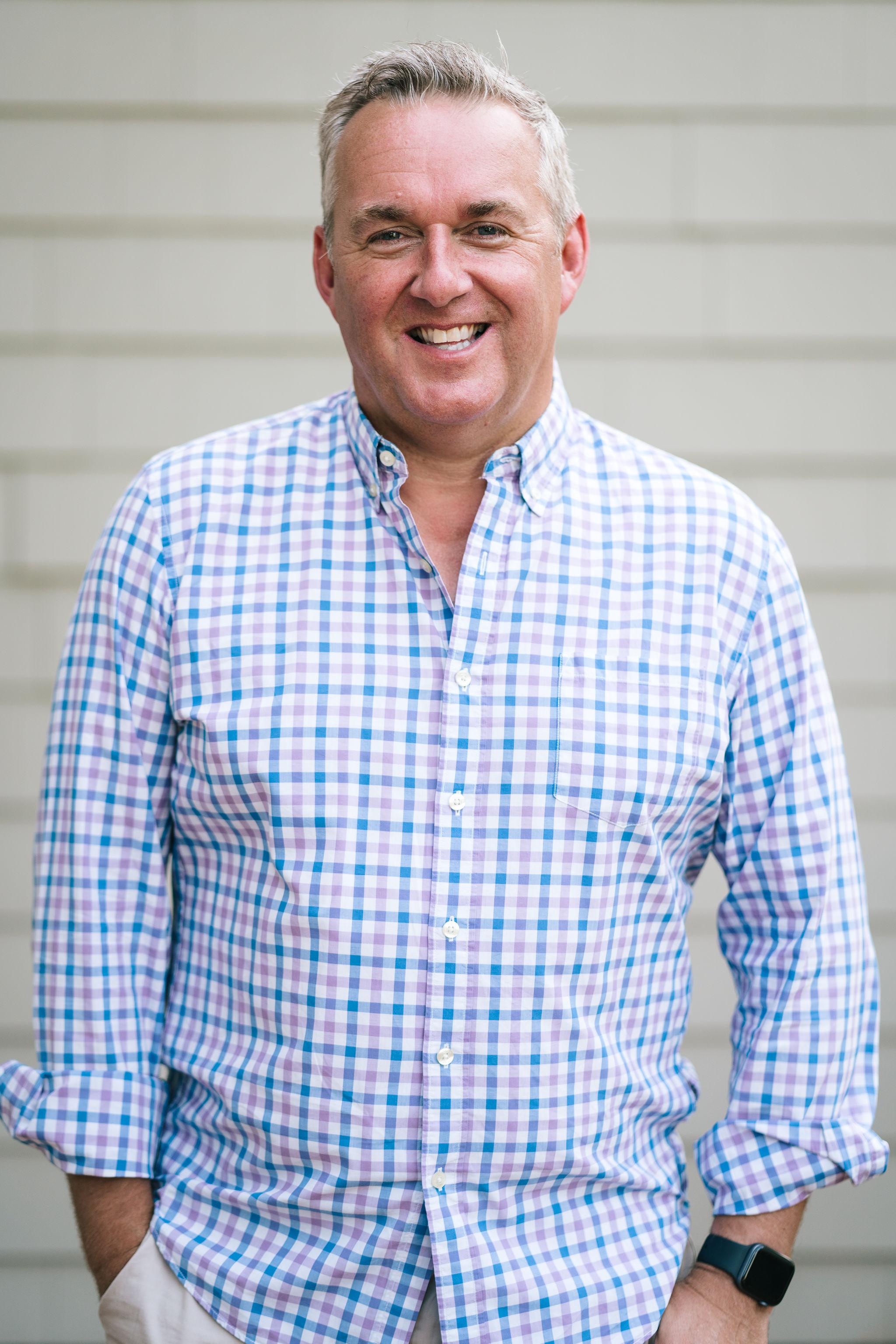 Steve Cockram, Co-Founder