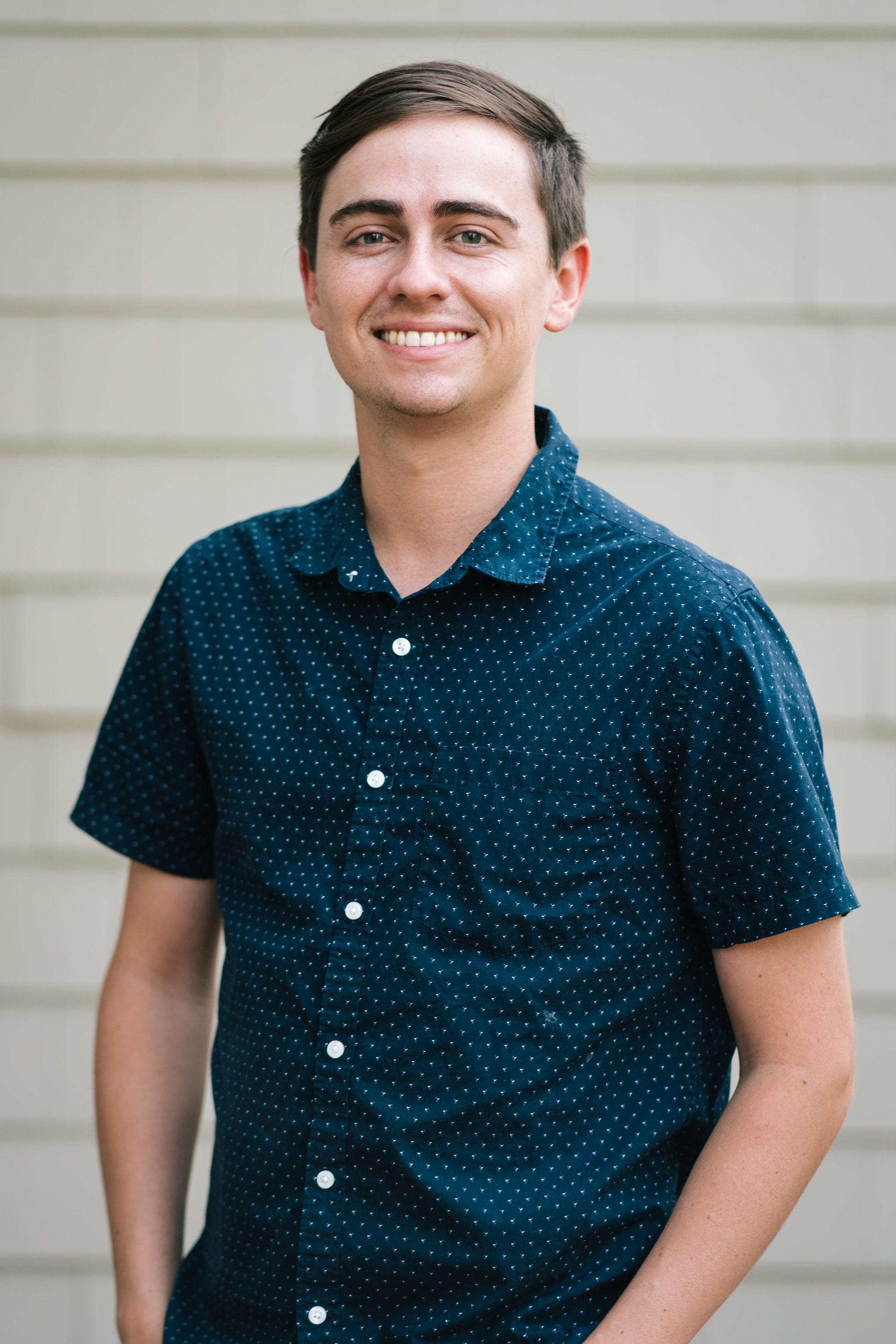 Connelly Rader, Marketing Specialist