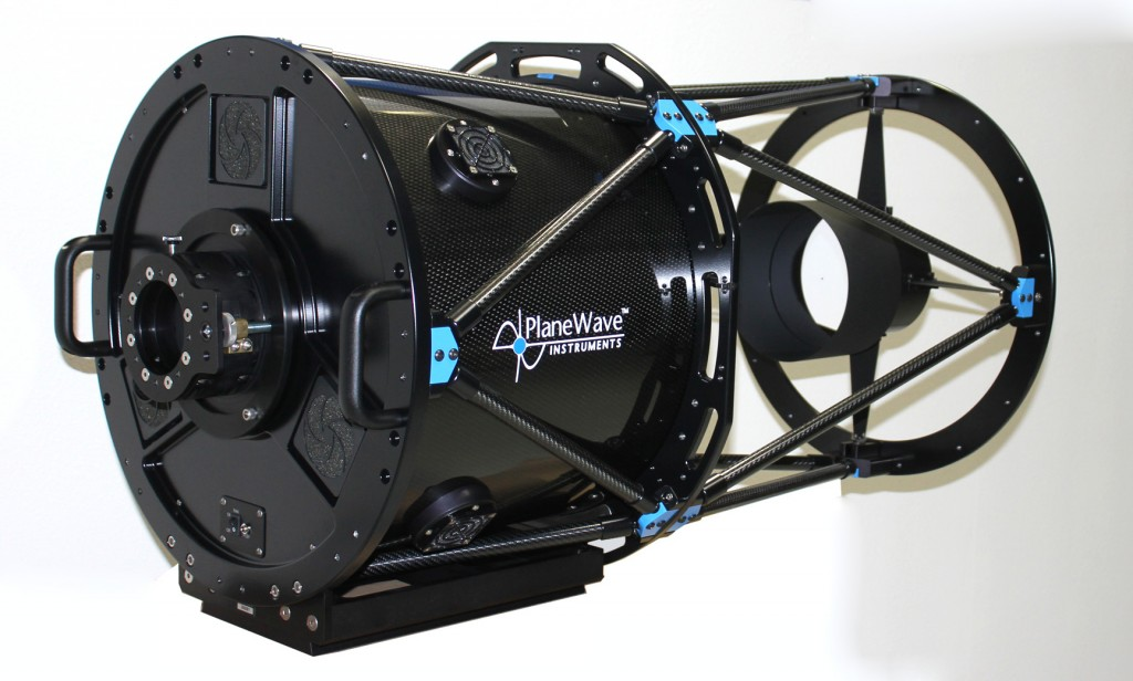 "The society is currently working towards replacing the 24"" with more modern optics and drive. We expect to be seeking funding for this project by May of 2019."
