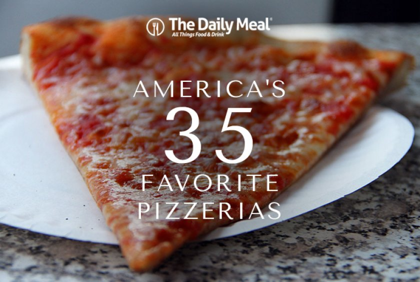 After years of lists voted on by experts, we turned voting over to Americans to find out what you think are the best pizzerias.