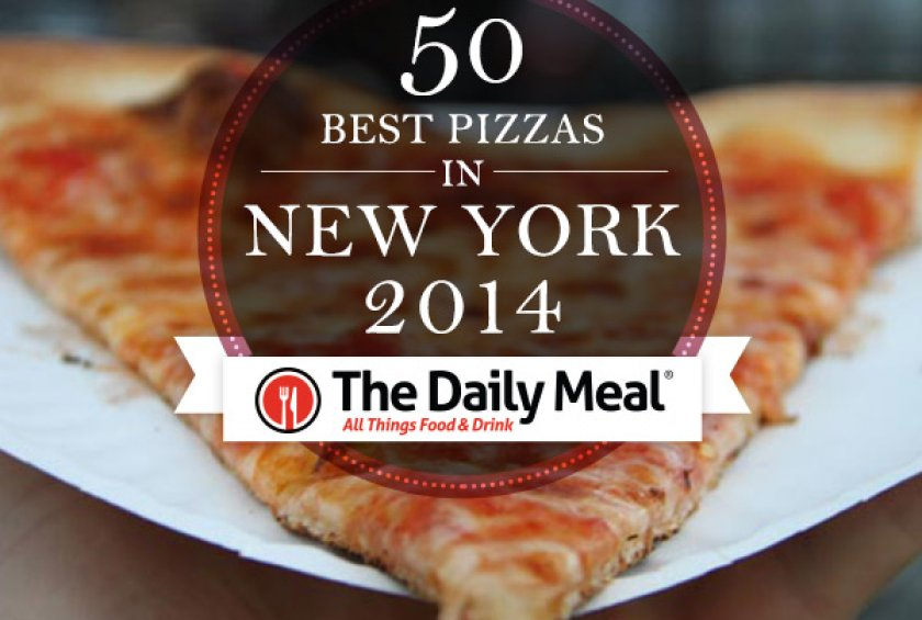 It's hard to argue with New Yorkers when they can lay claim the title of America's pizza birthplace.