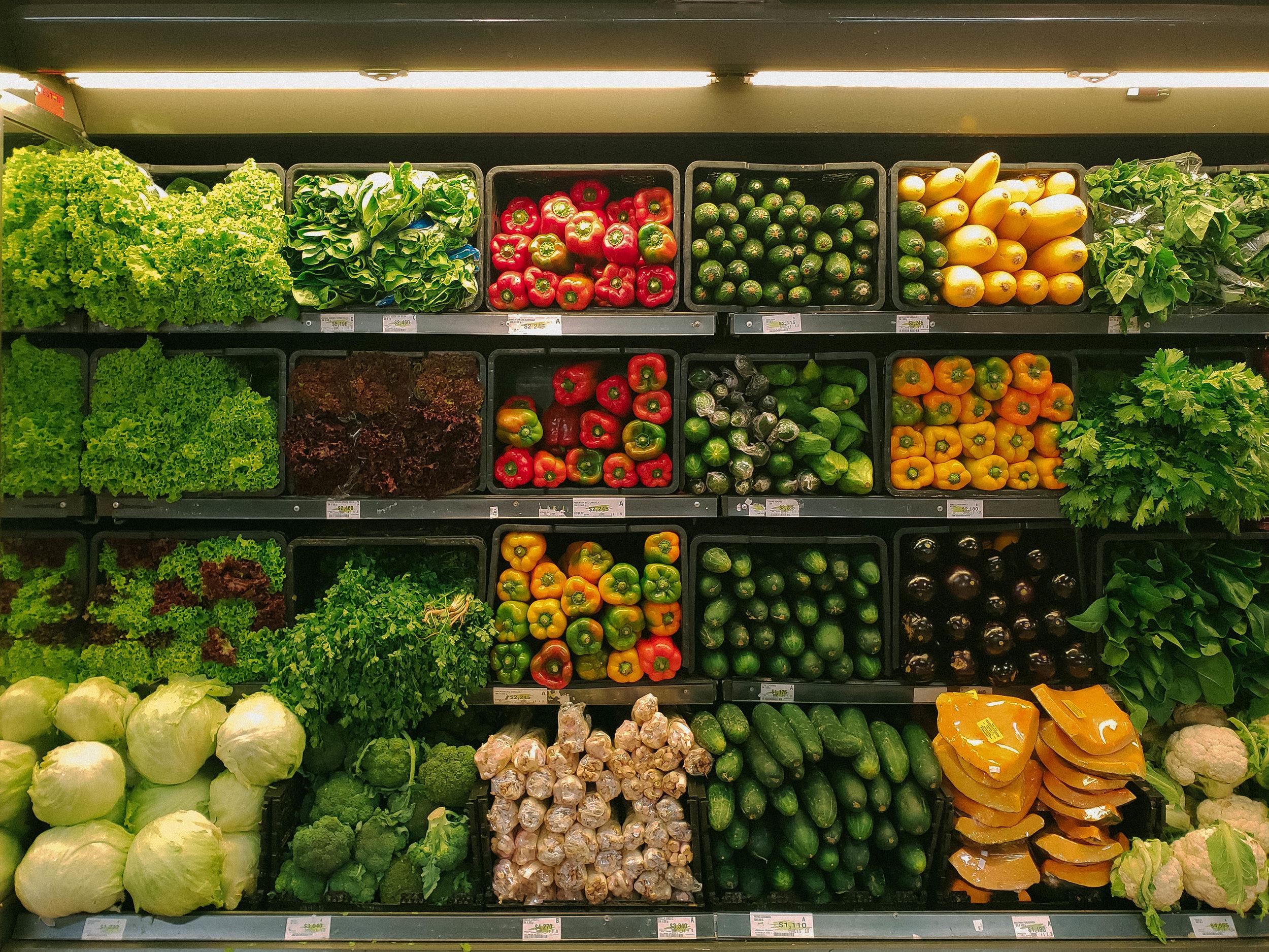 booths supermarkets -