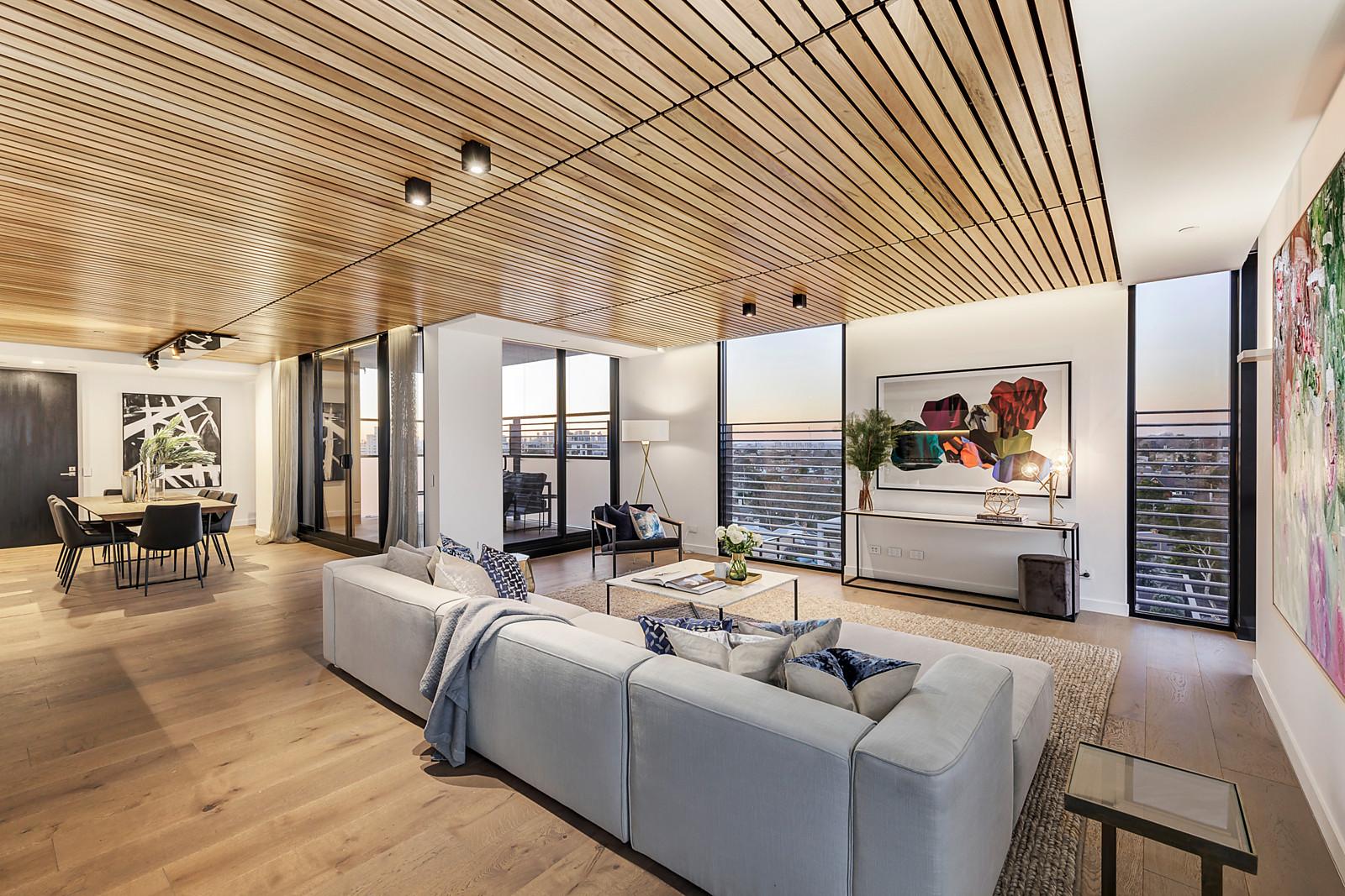 Luxury Living Spaces
