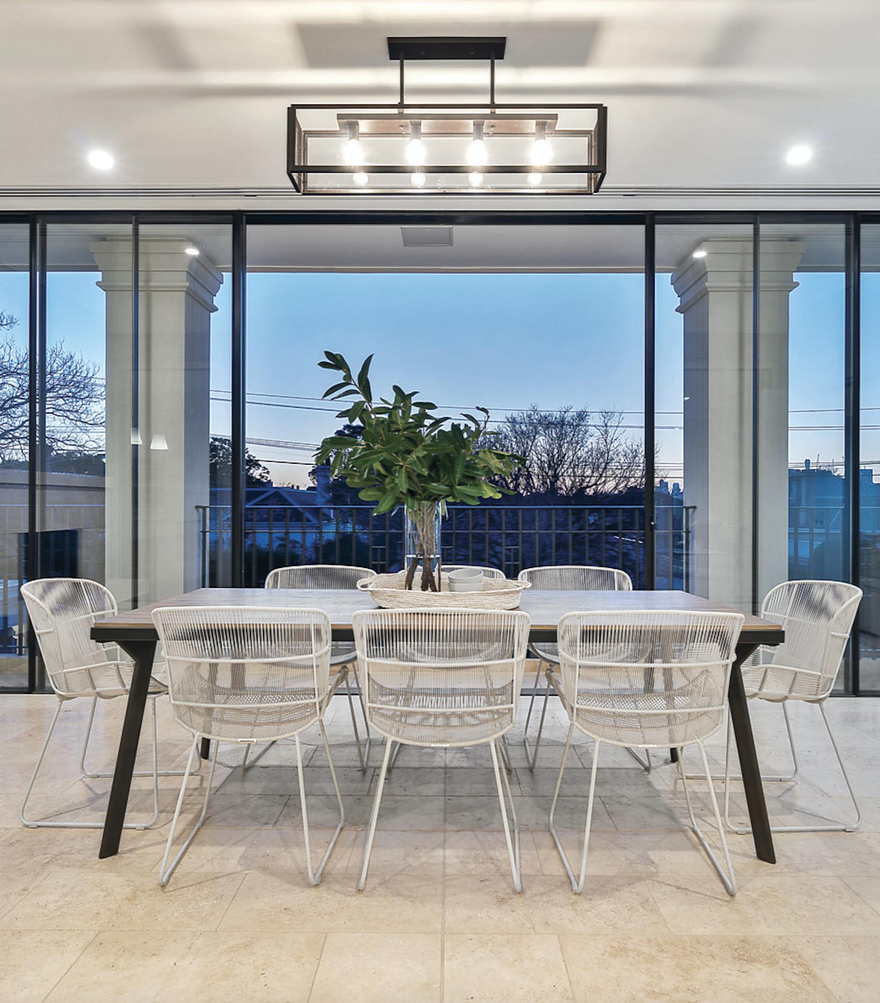 Luxury Apartment Melbourne Dining Spaces