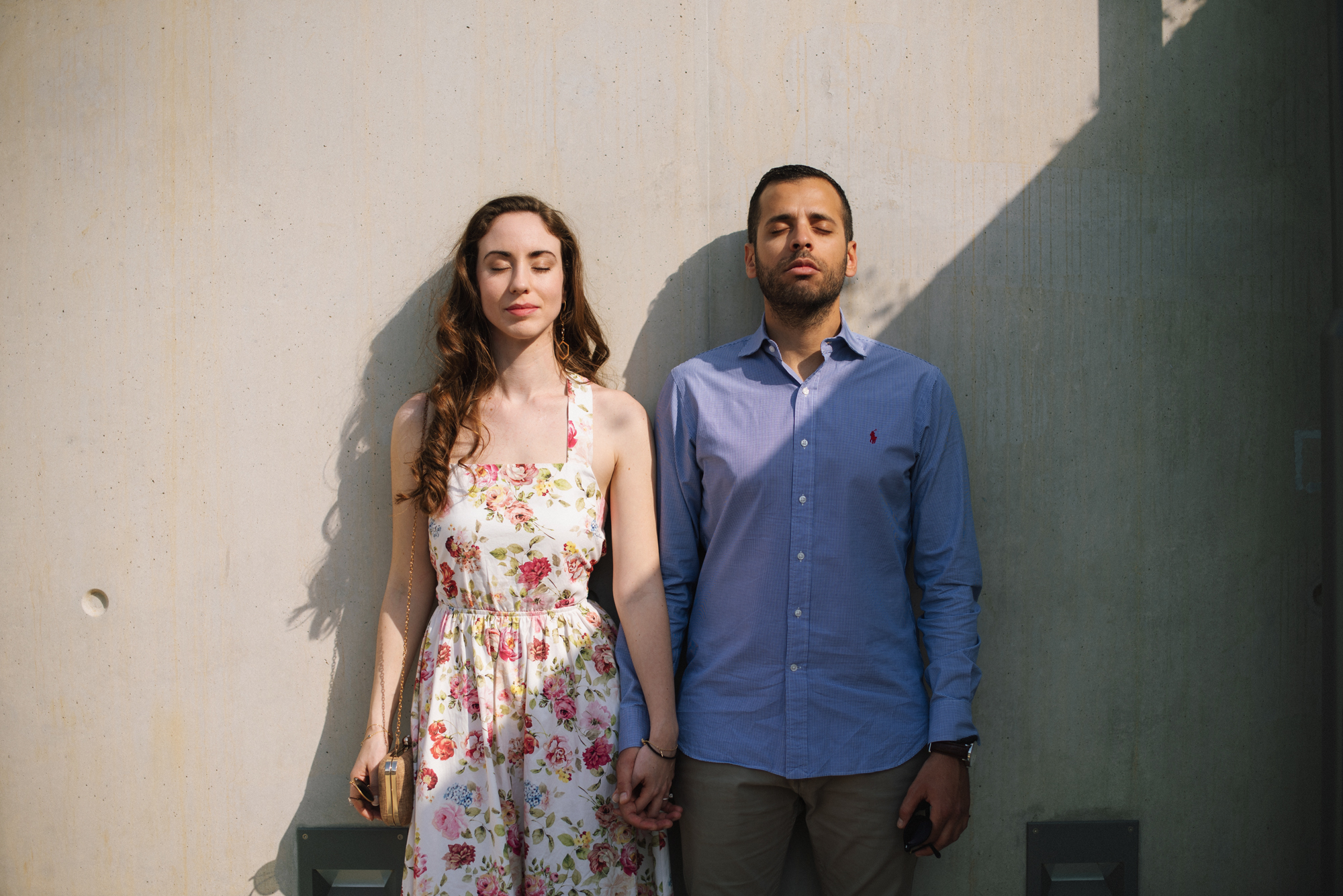 Stavroula & Theodoros, couple session in SNFCC