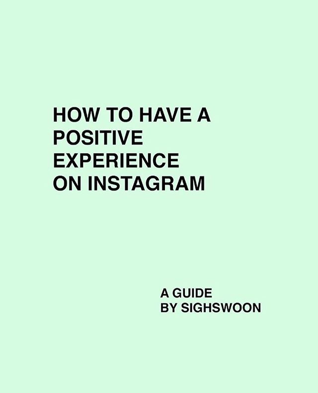 A guide to POSITIVE social media use 🤳#ValidateMe #PositiveSocialMediaUse