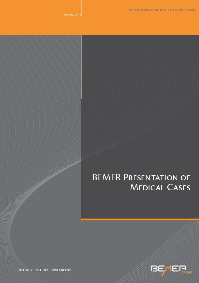 BEMER Presentation of Medical Cases