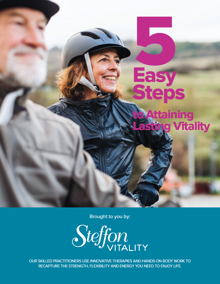 5 Easy Steps to Attaining Lasting Vitality