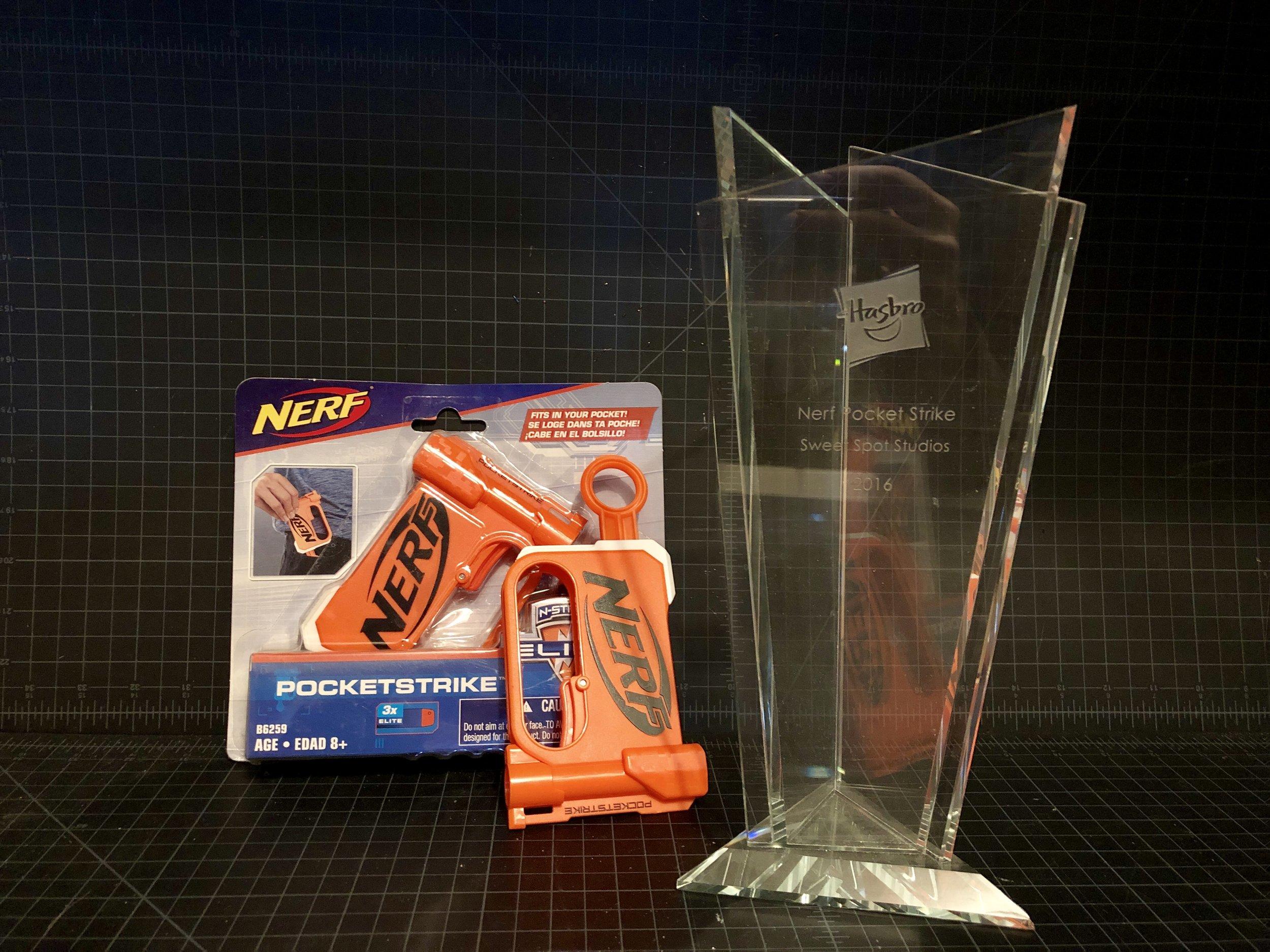 Hasbro Inventor Award 2016  Nerf