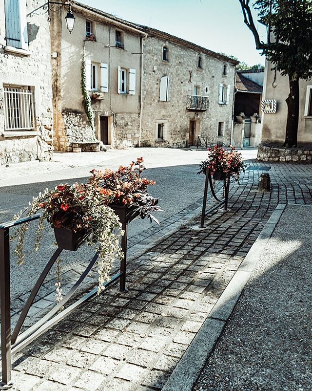 Here's a little throwback to another one of our travels... this time to France and a quiet little village outside of Uzes and the edge of Occitanie, not far from Nimes.  It's a part of France where very little English is spoken and the way of life is very slow. I love spending time in this part of the world, finding a simpler way to live my life.  #travel  #travelphotography  #france  #dubaiphotographer  #photographer  @sonymea  @sonymea