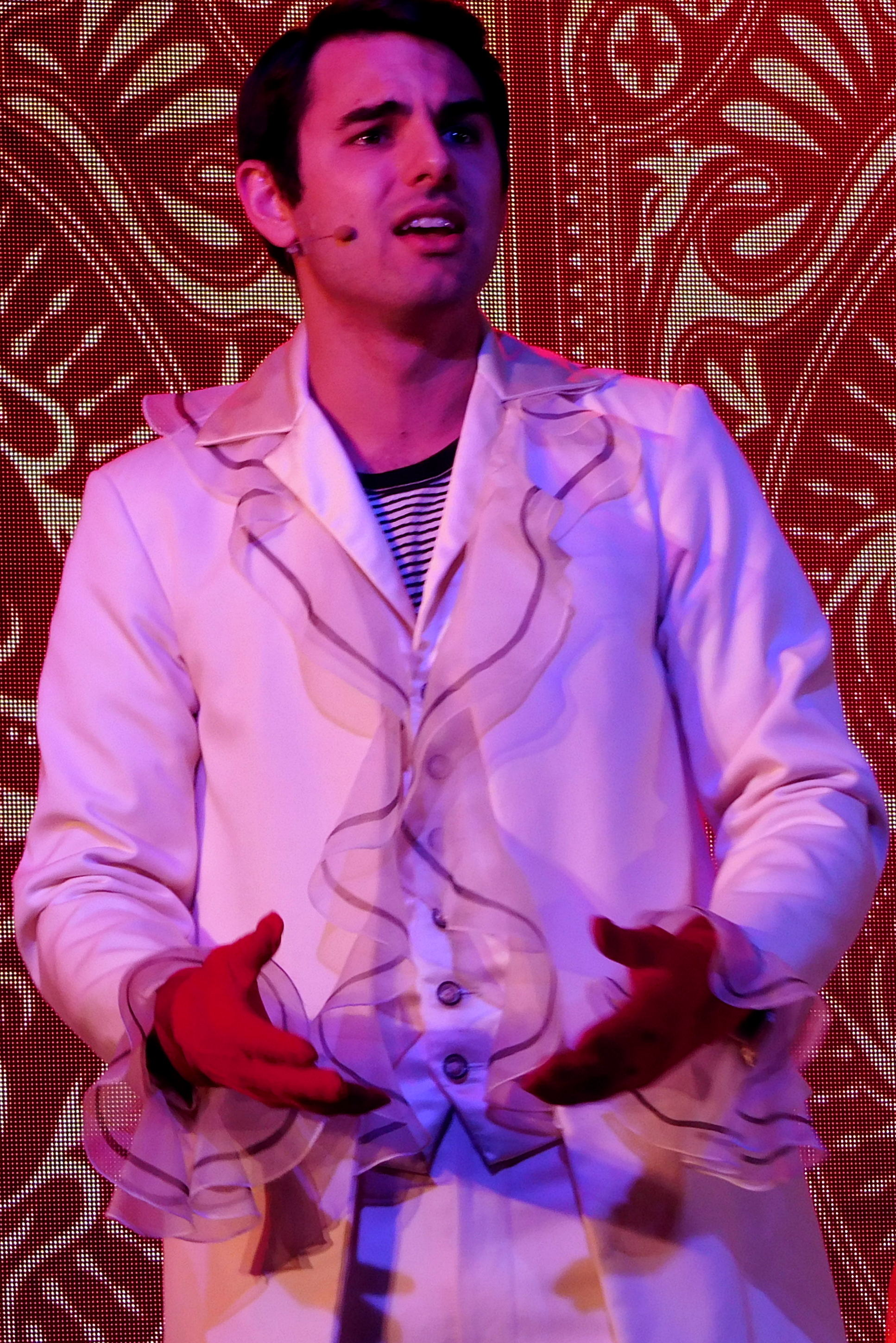 "Jacob Puccini in ""Songscape: A Rock Opera"""
