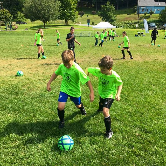 What a great way to end our summer Street Soccer Camps! We look forward to seeing you next year!