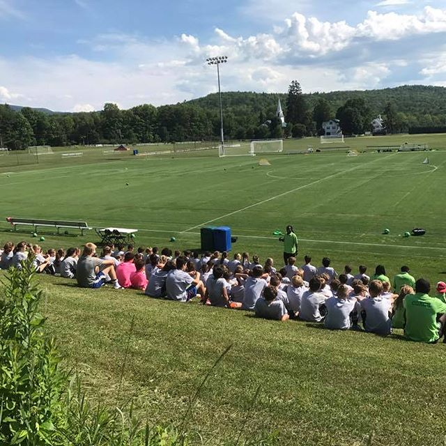 Thanks to everyone for a great New England Jr. Prep Camp!