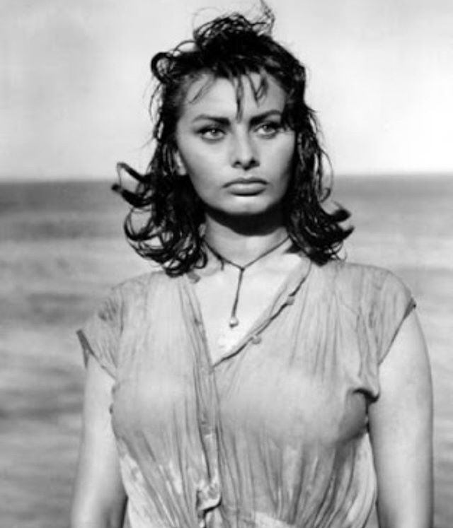 """""""If you haven't cried, your eyes can't be beautiful."""" - Sophia Loren  #nowthatswild"""