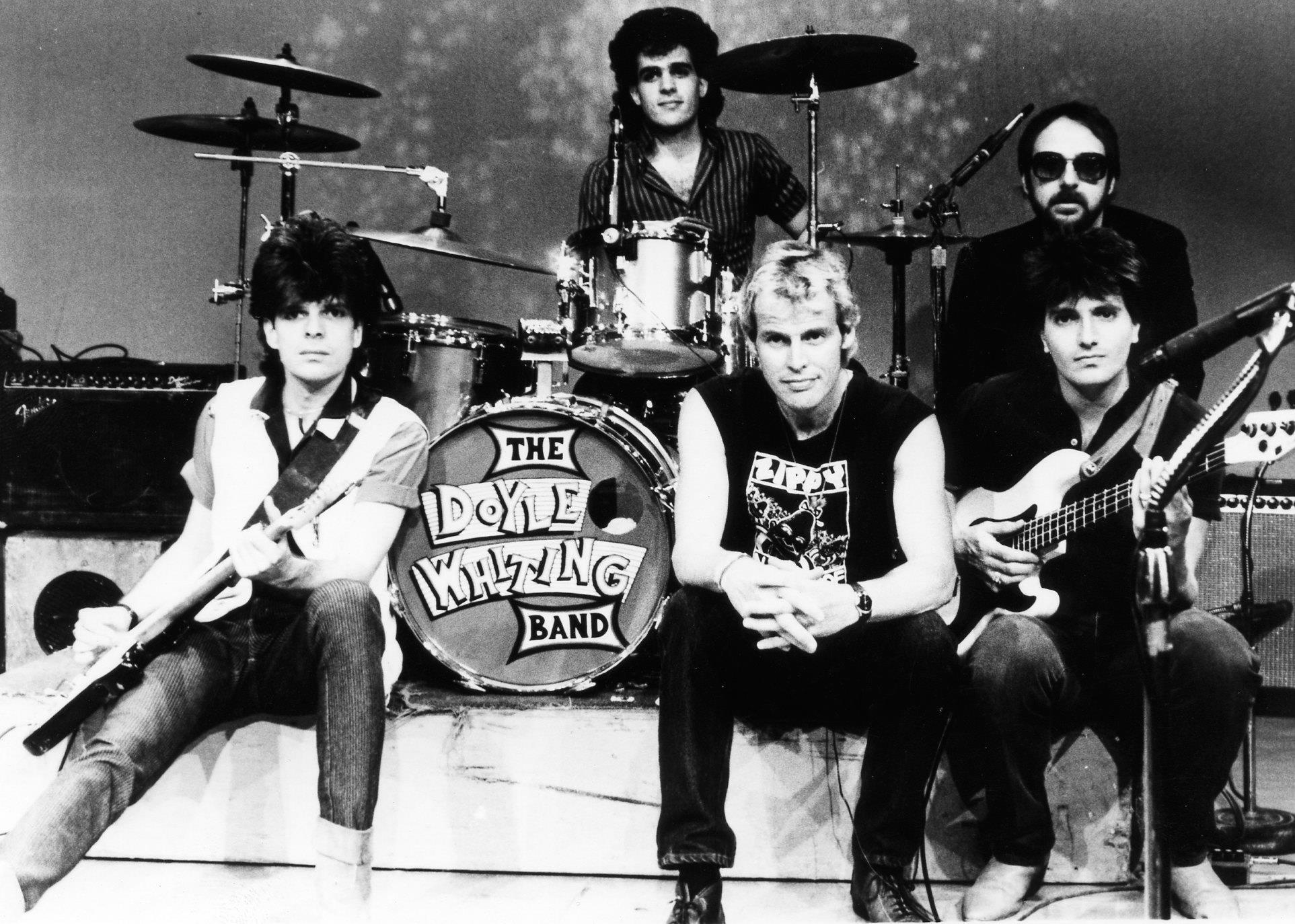 'Doyle Whiting Band' -