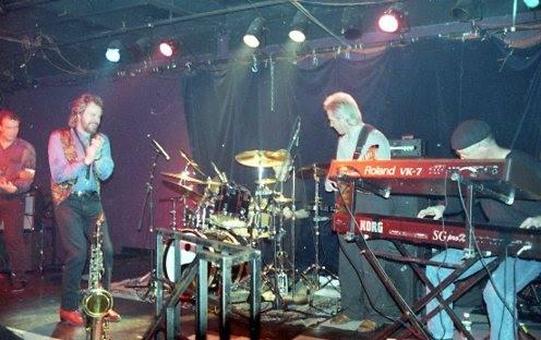 Early 90's 'Joe Whiting Band -