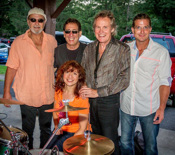 """In 2012 I left - In 2012 I left Savoy Brown ( it was just another stop for me folks ). Cathy left in 2016 and was replaced by Rick Basha. John left in 2018 and was replaced by Dave Walker. Tony retired at the beginning of 2019 and my old pal George Rossi is now playing piano. Here's a pic of Savoy Brown, the new band and the next line up."""""""