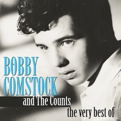 Bobby Comstock - I literally went from the last 'Bone' gig in Lake Placid to rehearsing to be in Bobby Comstock's Band the next day. We played some great gigs: Madison Square Garden, Boston Garden, The Spectrum in Philadelphia but I have no pics of any of them. I quite frankly was burned out and only lasted until the end of 1973.Here is an old promo pic of my friend and mentor Bobby Comstock.