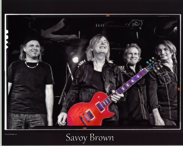 In 2009….Savoy Brown -