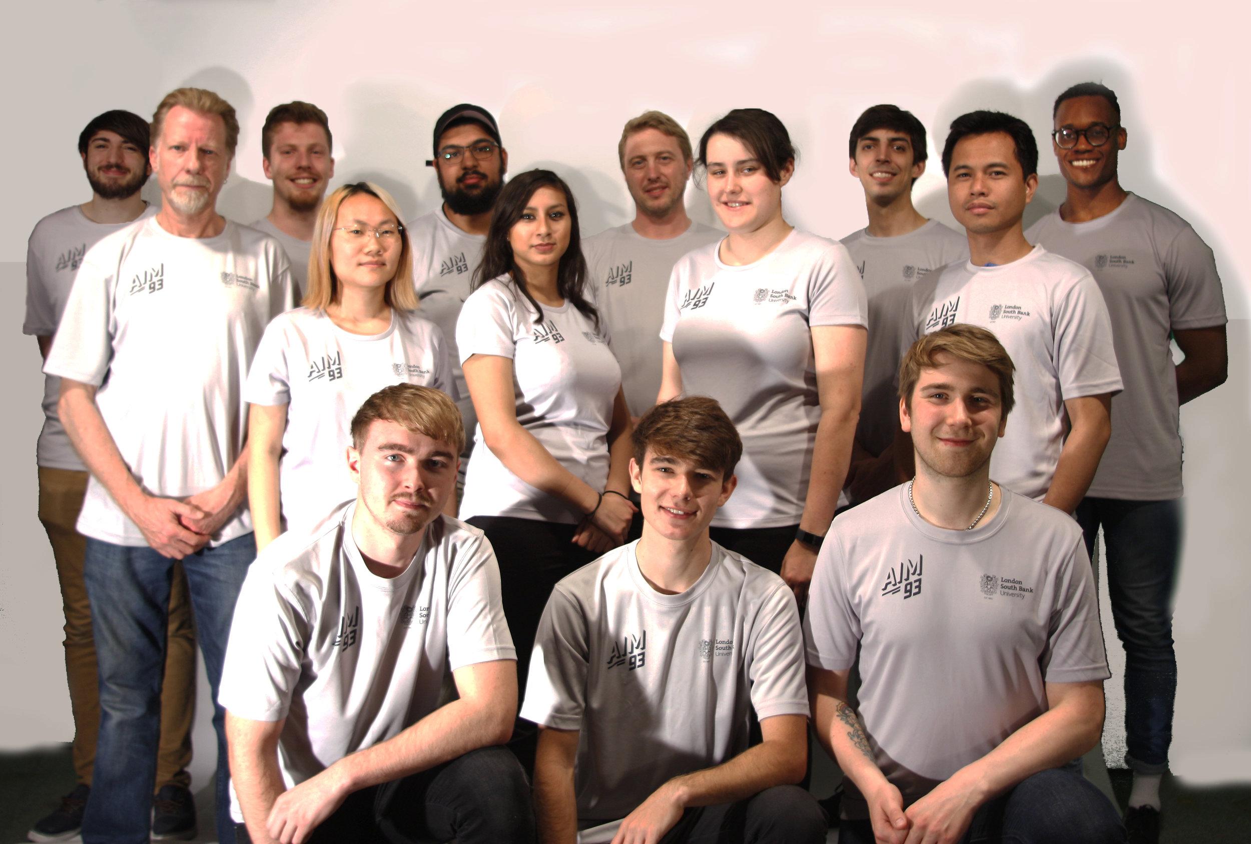 Aim93 Team 2019