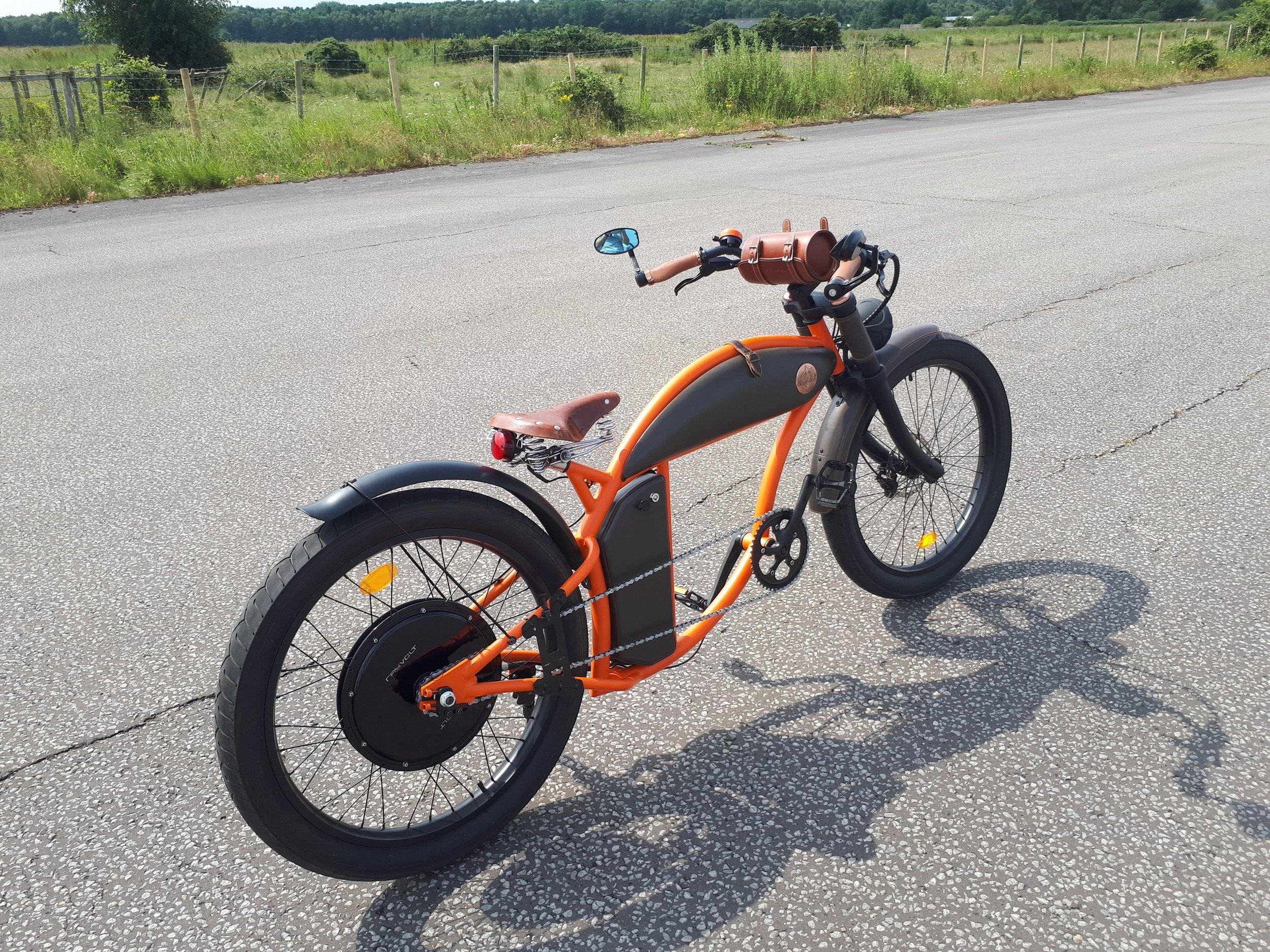 Rayvolt Premium E- Bike