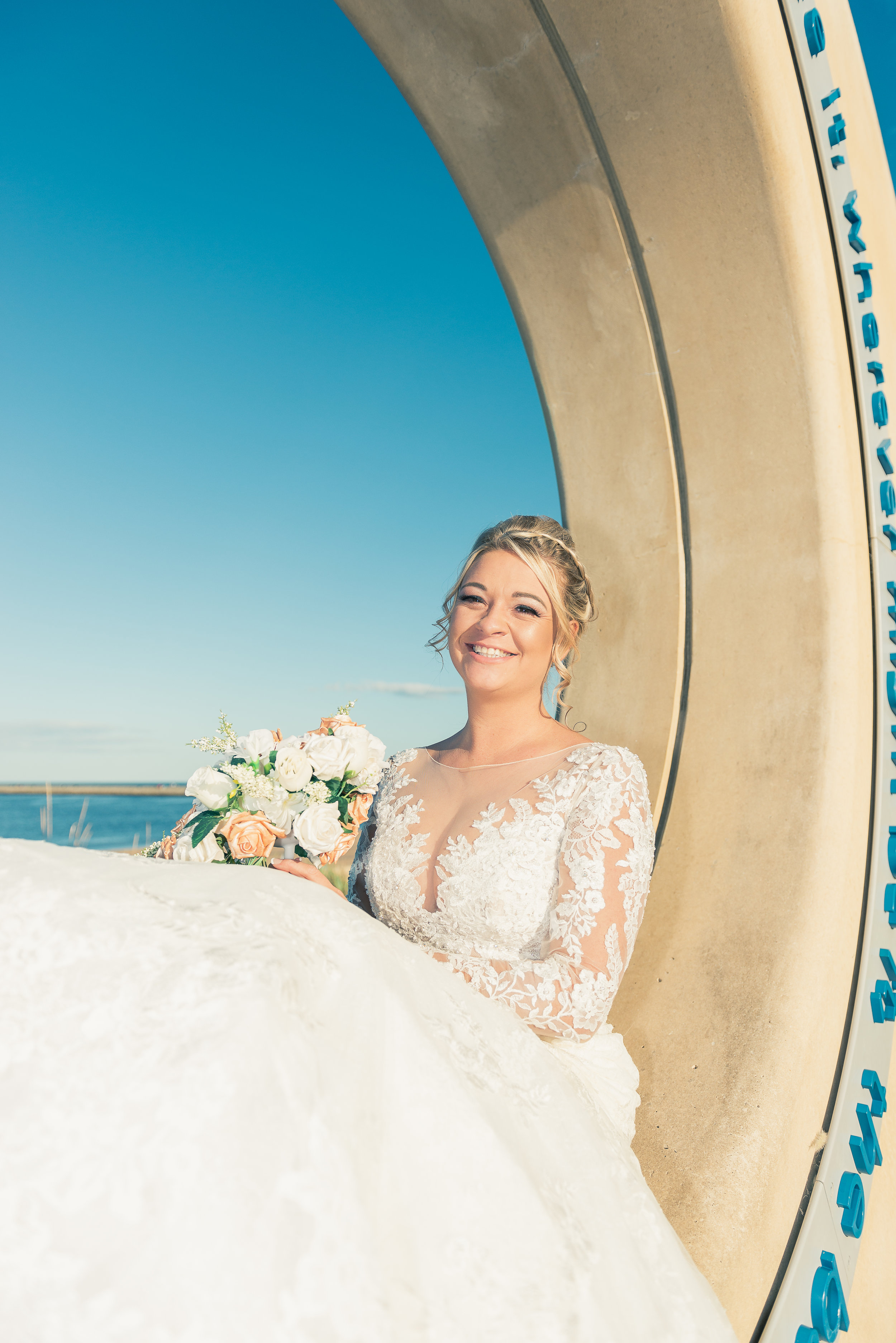 Gorgeous Bride Samantha